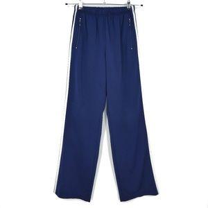 Adidas Blue Striped Retro 2004 Track Pants  (K12)